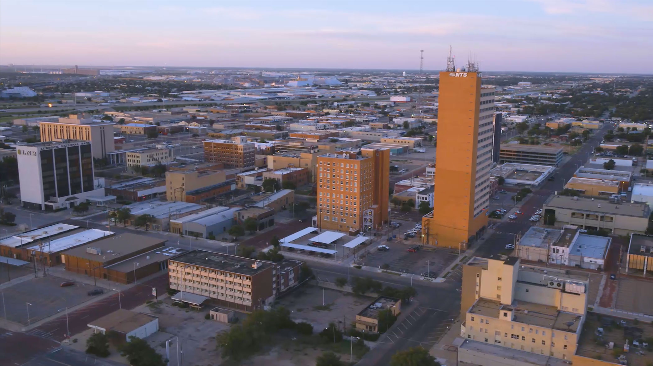 city of lubbock