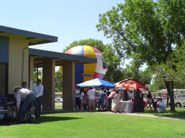 City of Lubbock - Departments | Parks & Recreation